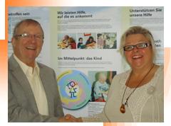 Spende 2011: Verein für krebskranke und chronisch kranke Kinder e. V. Darmstadt
